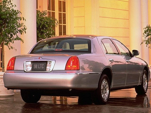 1998 Lincoln Town Car Cartier In Cape May Court House Nj Kindle Chrysler Jeep